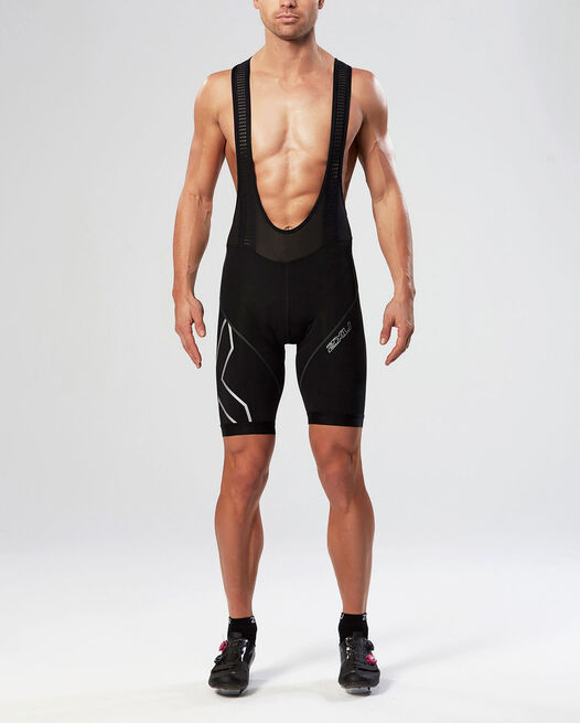 Compression Cycle Bib Short