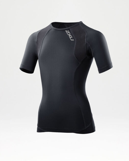 Youth Compression S/S Top