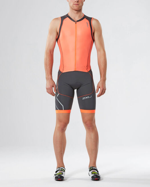 COMPRESSION FULL ZIP TRISUIT
