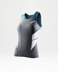 Charcoal/Ultramarine Blue