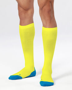 Fluro Yellow/Vibrant Blue