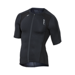 COMPRESSION SLEEVED TRI TOP