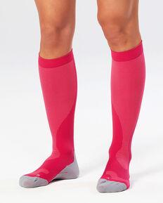 Hot Pink/Grey