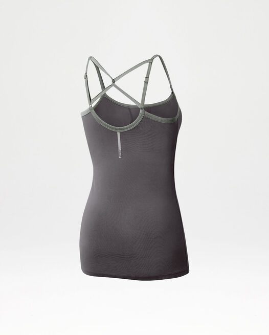 Core Strappy Support Top