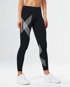 Black/Striped White