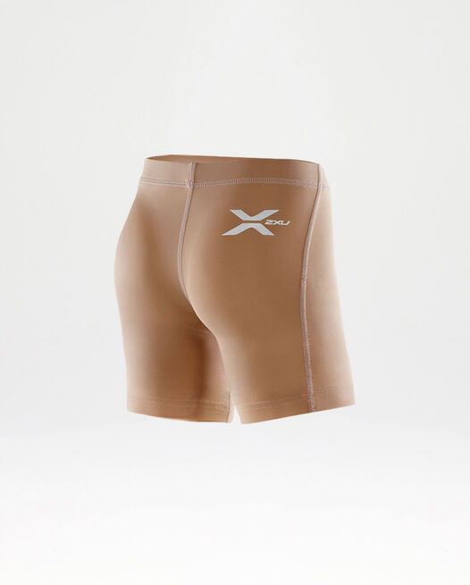 Boys 1/2 Compression Shorts