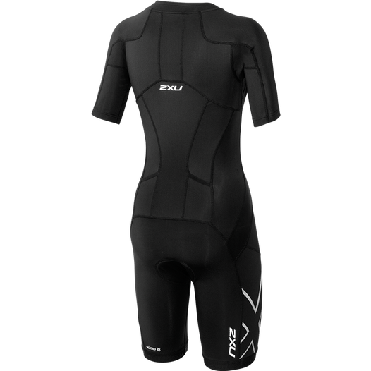 COMPRESSION SLEEVED TRISUIT