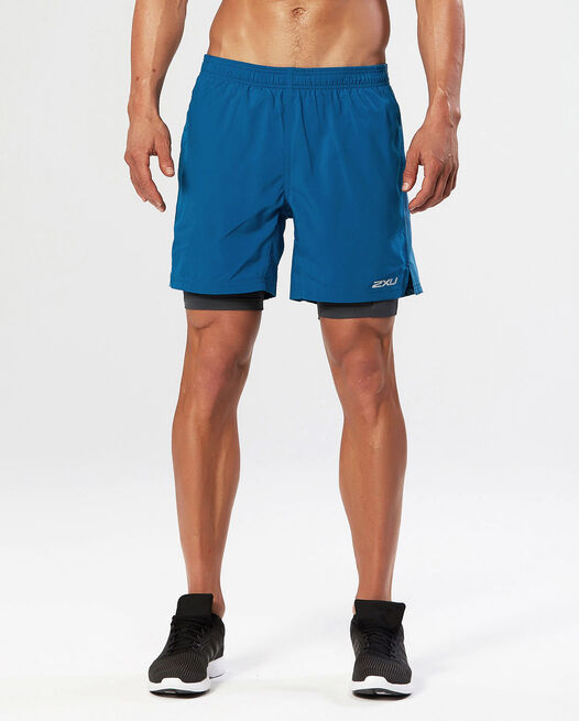 Pace 2 in 1 Compression Short