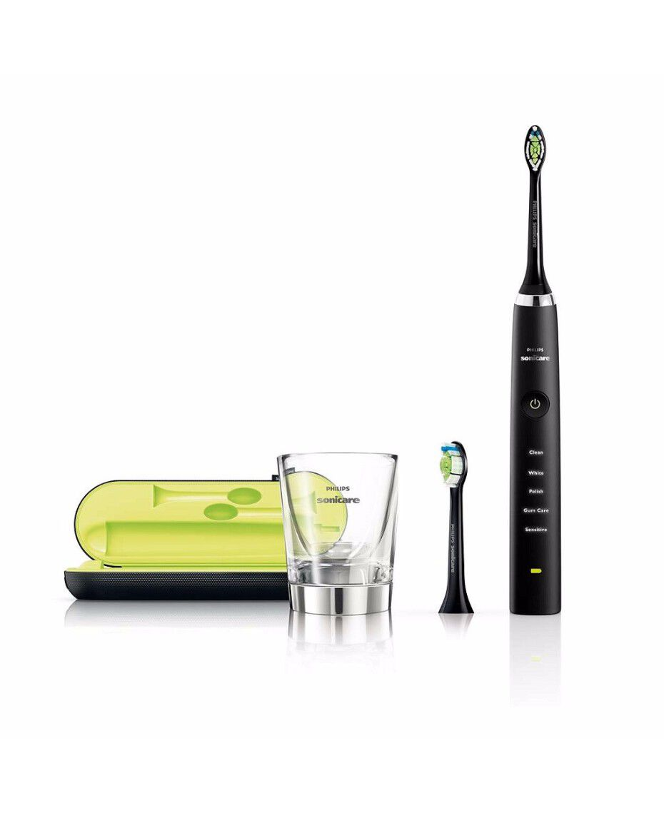 Philips Sonicare Diamond Clean Black Electric Toothbrush Shaver Shop