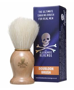 Doubloon Shave Brush
