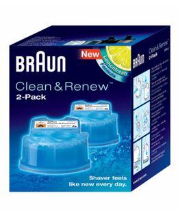 Clean & Renew Cartridge Refills 2 Pack