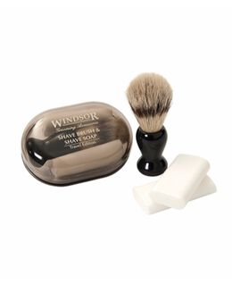 Shave Brush & Soap