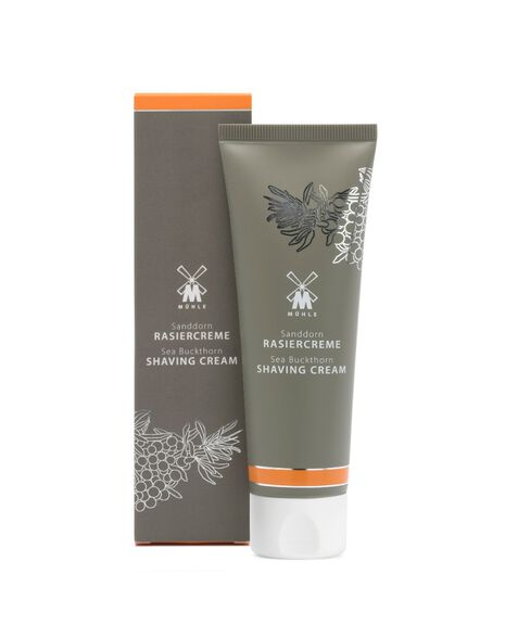 Shaving Cream - Sea Buckthorn - 75ml