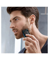 Male Grooming Kit 7-in-one Face/Body Trimmer with free Gillette Manual Shaver