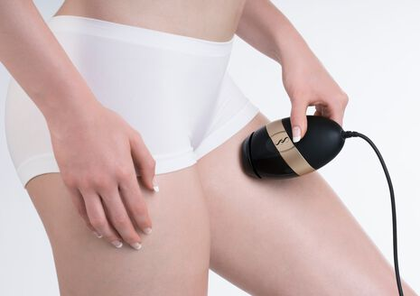 Bare IPL Long Term Hair Removal System - Black