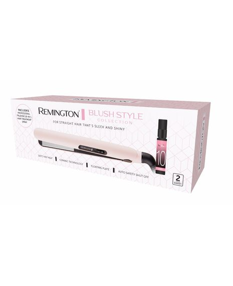 Blush Style Collection Straightener