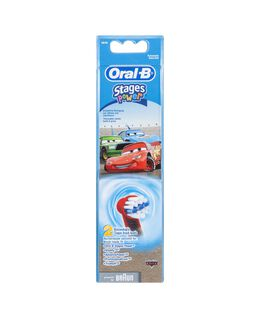 Kids Disney CARS Toothbrush Head Refills 2 Pack