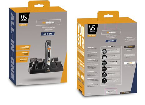 Metro Grooming Kit
