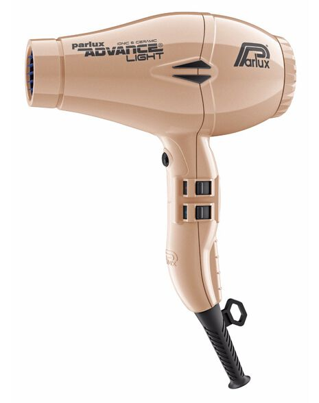 Advance Light Hair Dryer - Light Gold