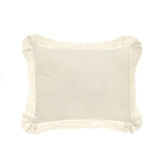 Portofino broderie cushion