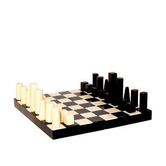 Checkered box