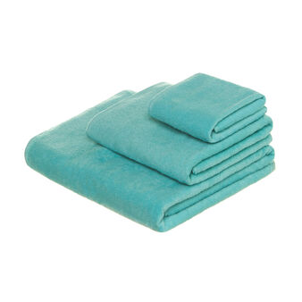 Ultra-thin towel in 100% cotton