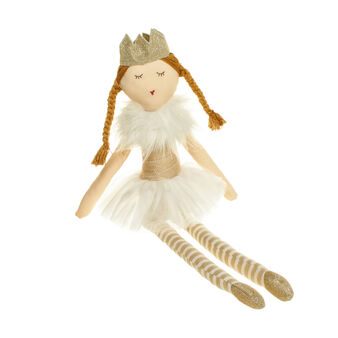 Princess doll soft toy