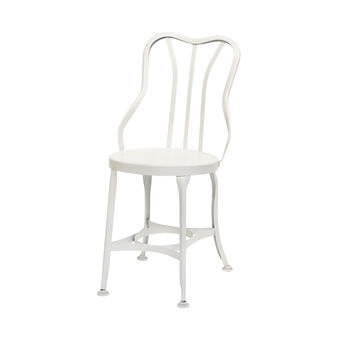 Cargo white chair Marple