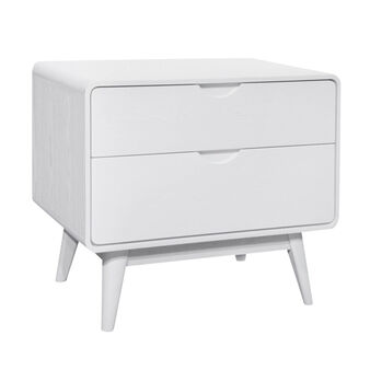 Canada two-drawer nightstand