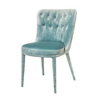 Marie velvet armchair