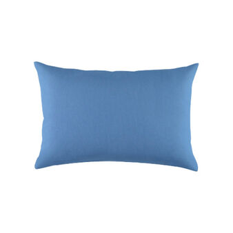 Solid colour 100% cotton cushion