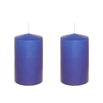 Set of 2 candles made in Italy