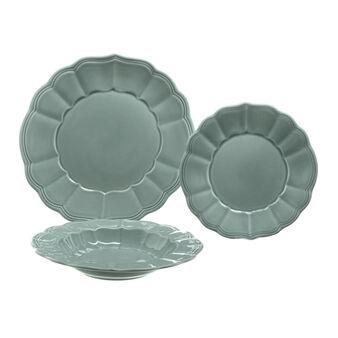 Set 18 piatti ceramica portoghese stile provenzale
