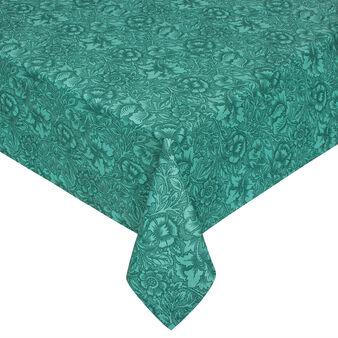 Tovaglia in puro cotone stampa fiorata