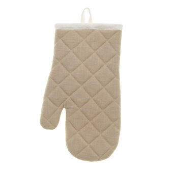 Burano quilted oven mitt
