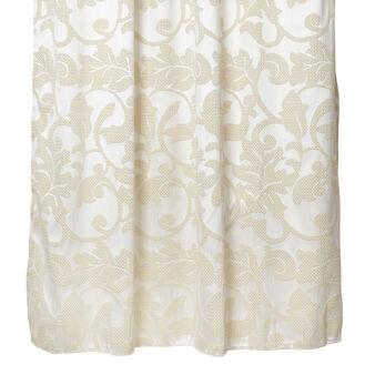 Portofino viscose-linen curtain