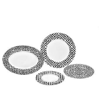 New bone china tableware range