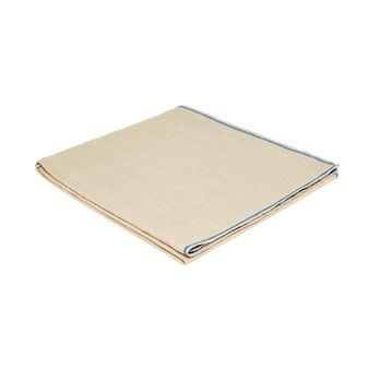 100% linen bedspread.