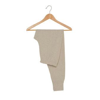 Pantaloni vestibilità morbida