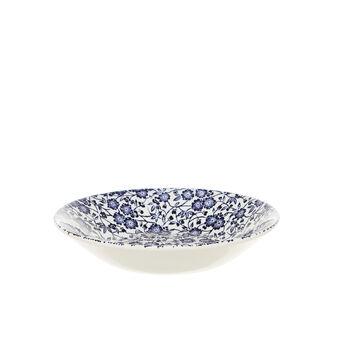 Victoria ceramic bowl with floral decoration