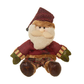 Father Christmas decoration H 40cm