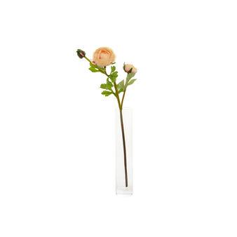 Peonia albicocca artificiale