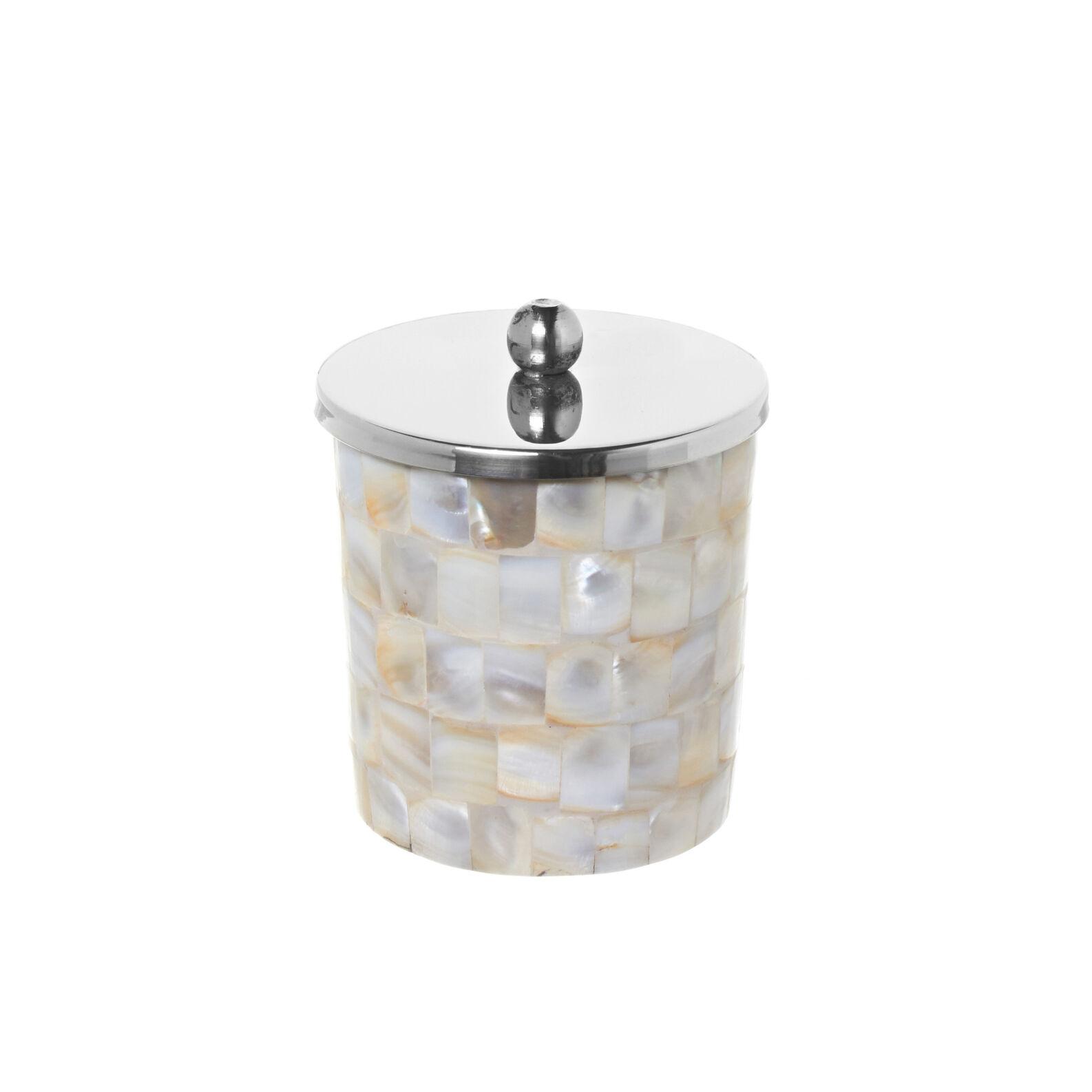 Portacotone mosaico in madreperla - coincasa