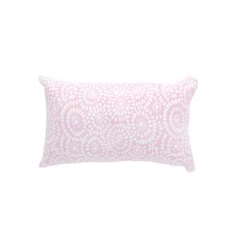 Cuscino rettangolare stampato