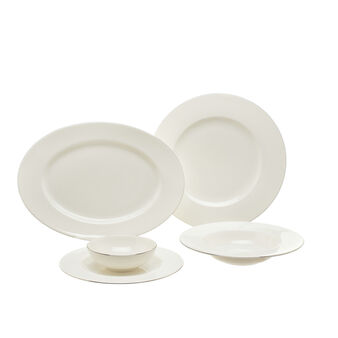 Roma new bone china table range