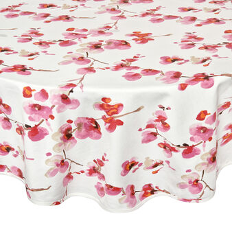 100% cotton waterproof tablecloth