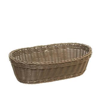 Oval PVC basket