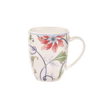 Mug in ceramica fantasia floreale