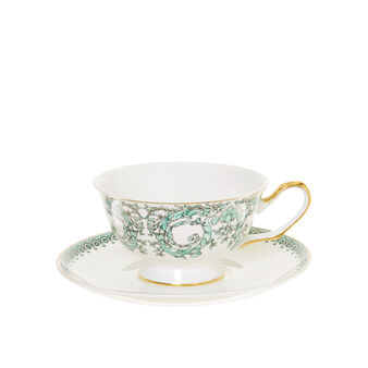 New bone china tea cup