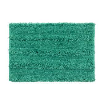 Tappeto bagno shaggy in cotone